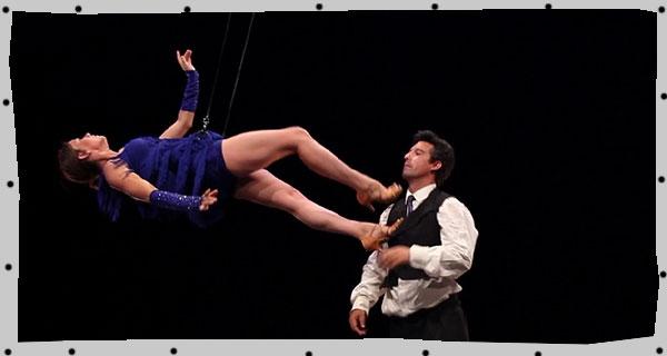Samedi 29 juin 20h30 – Le Tango fou | Cie La rayure du Zèbre
